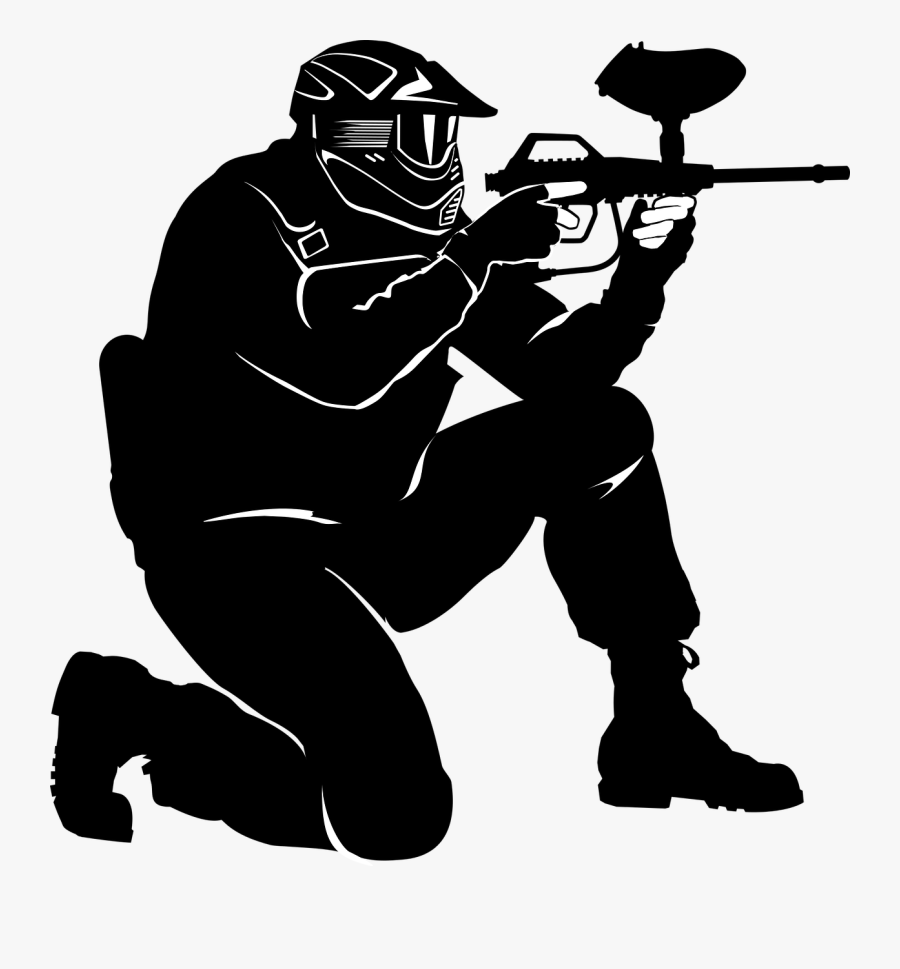 Paintball Guns Shooting Sport Game Birthday Paintballing Clipart Free Transparent Clipart Clipartkey