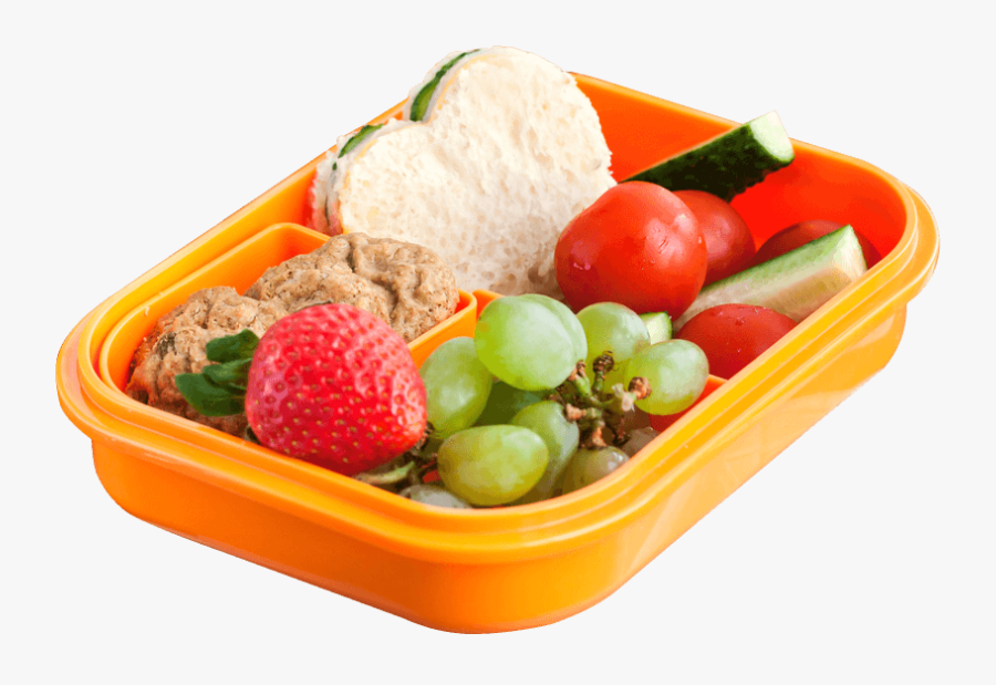 Healthy Food For Kids Png - Healthy Lunch Box Png, Transparent Clipart