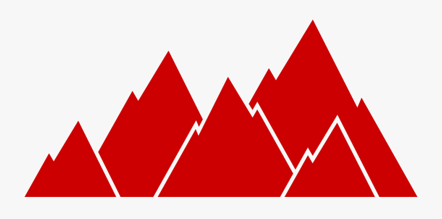 Mountain - Red Mountains Png, Transparent Clipart