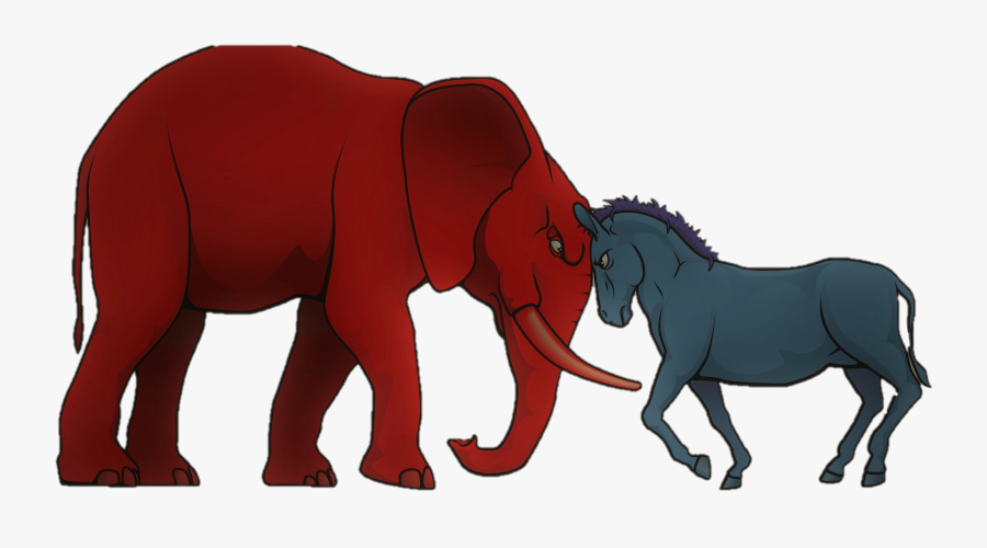 Divisiveness2 Donkey And Elephant Gif Free Transparent Clipart Clipartkey Find high quality elephant clipart, all png clipart images with transparent backgroud can be download for free! divisiveness2 donkey and elephant gif