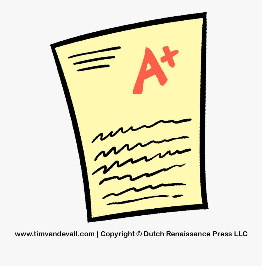Test Clip Art Transparent Png - Test Clipart, Transparent Clipart