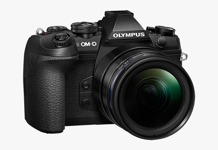 Clip Art Olympus 35mm Film Camera - Nikon D500, Transparent Clipart