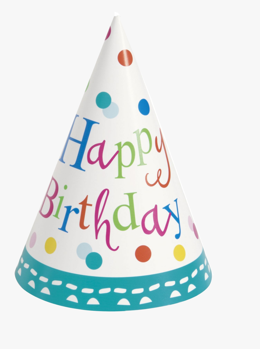 Birthday Hat Png Transparent Background - Birthday Hat Png Transparent, Transparent Clipart