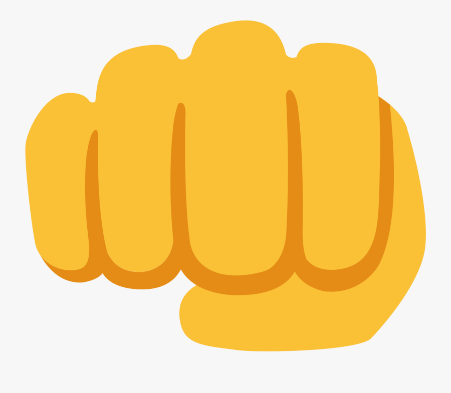 Fist Emoji Png - Fist Hand Emoji Png, Transparent Clipart