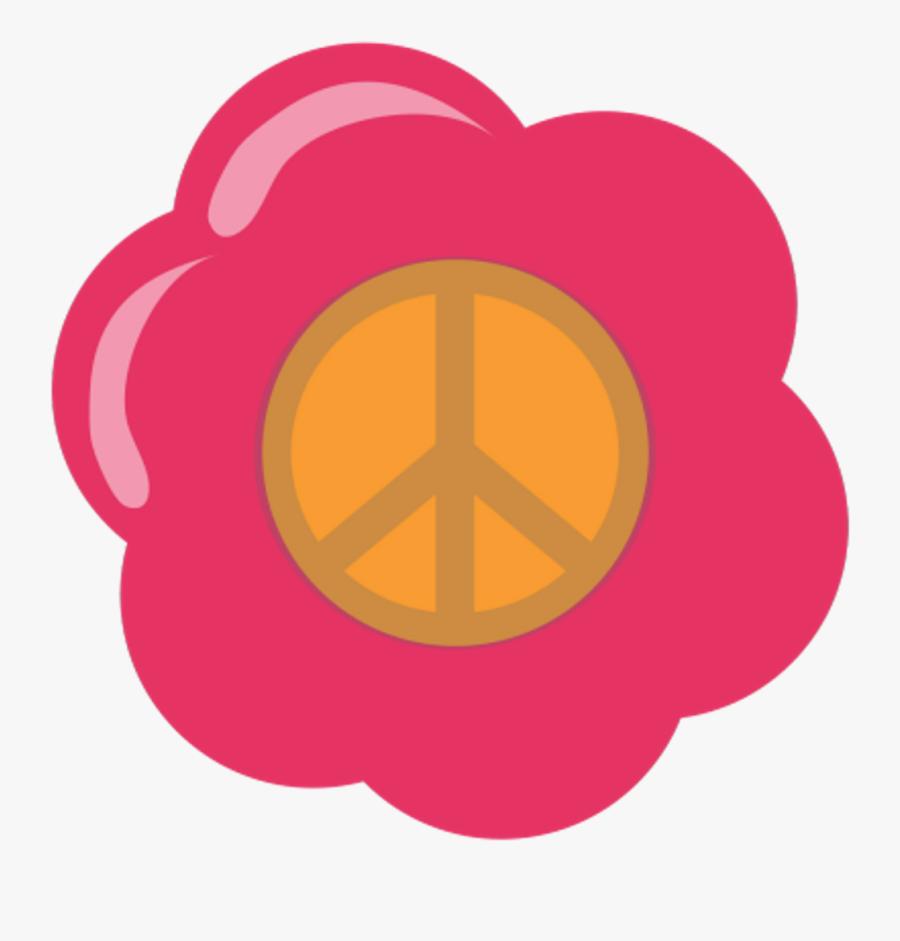 Pink Flower Vector Png Clipart , Png Download - Pink Flower Clip Art, Transparent Clipart