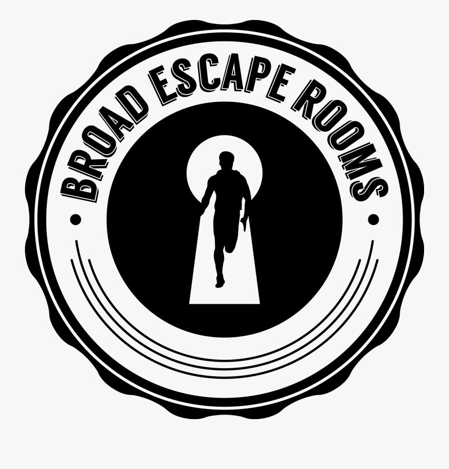 Room Logo Escape, Transparent Clipart