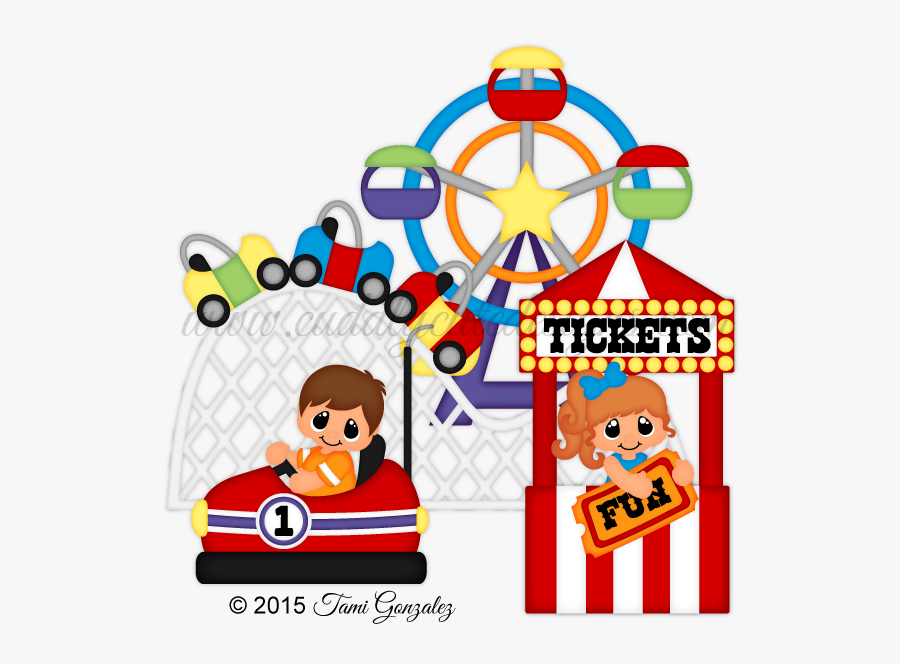 Games Clipart Carnival, Transparent Clipart