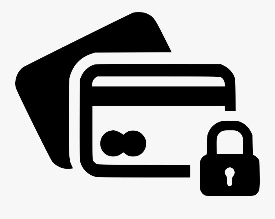 Safe Clipart Safe Secure - Credit Card Loan Icon, Transparent Clipart