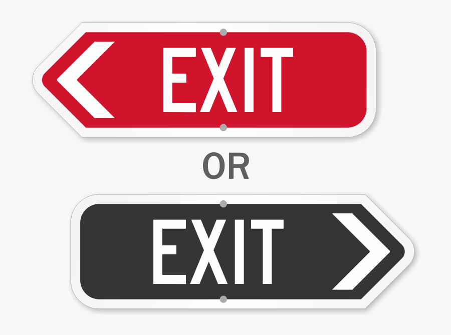Exit Sign PowerPoint Clip Art   Clipart Panda - Free Clipart Images