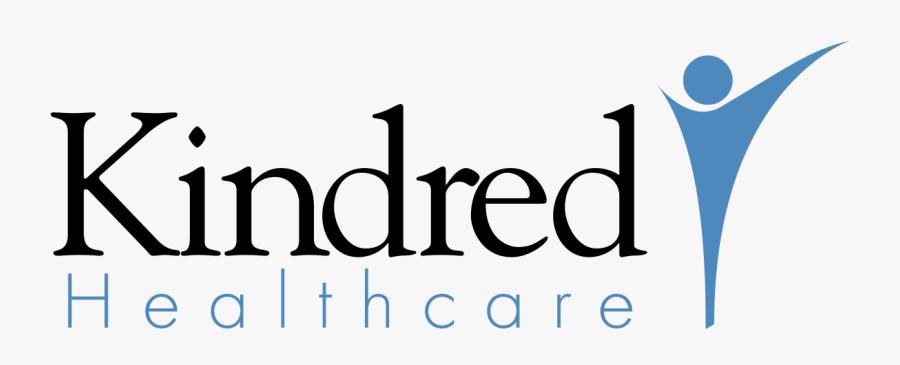 Kindred Healthcare Logo, Transparent Clipart