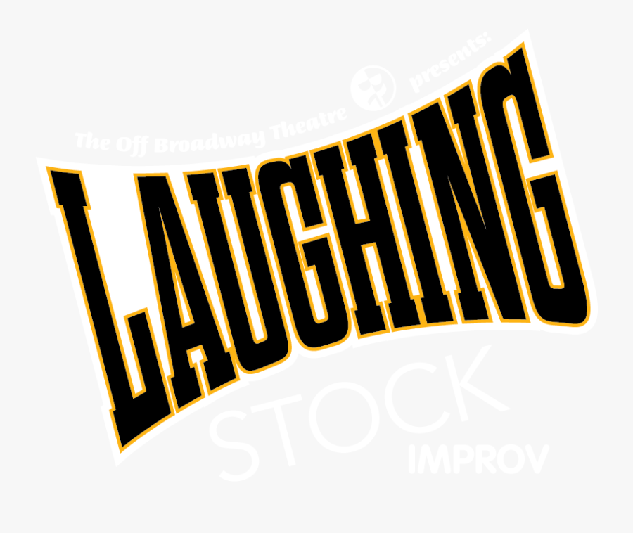 Laughing Stock Play Logo, Transparent Clipart