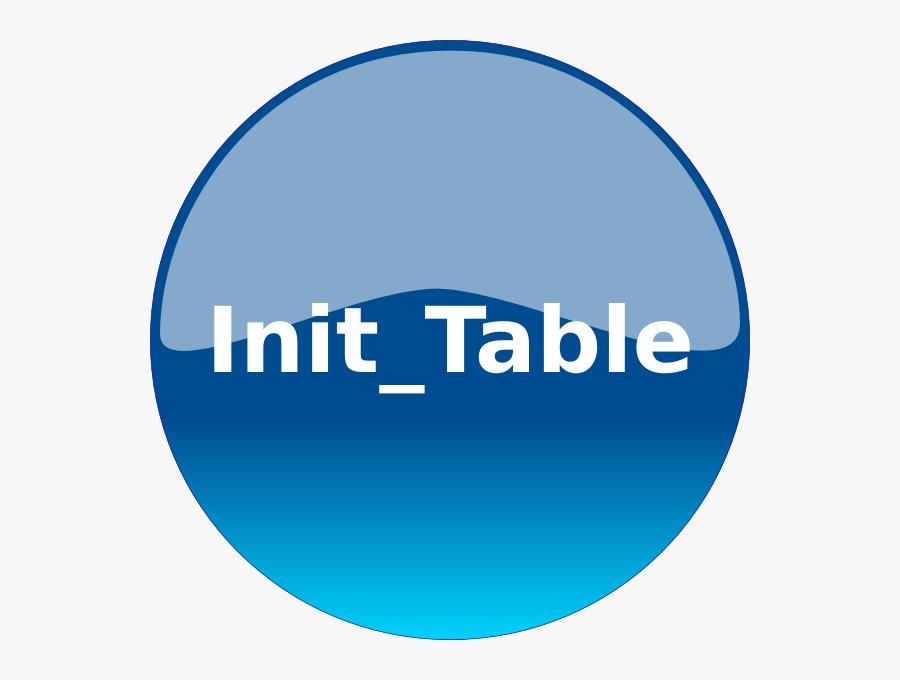 Transparent Table Of Contents Clipart - Circle, Transparent Clipart