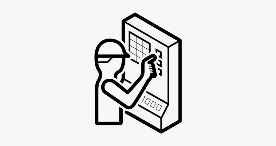 Machine Clipart Machine Operator - Machine Clipart Machine Operator - Free  Transparent PNG Clipart Images Download