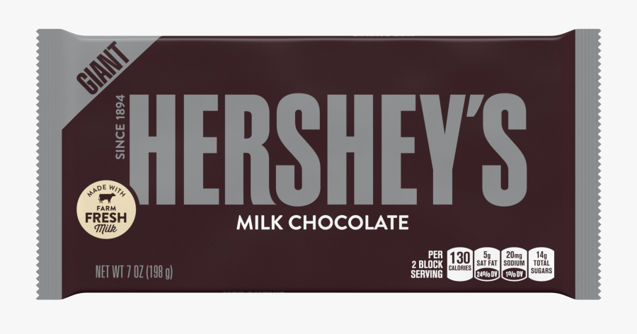 Hershey Bar Png - Hershey's, Transparent Clipart
