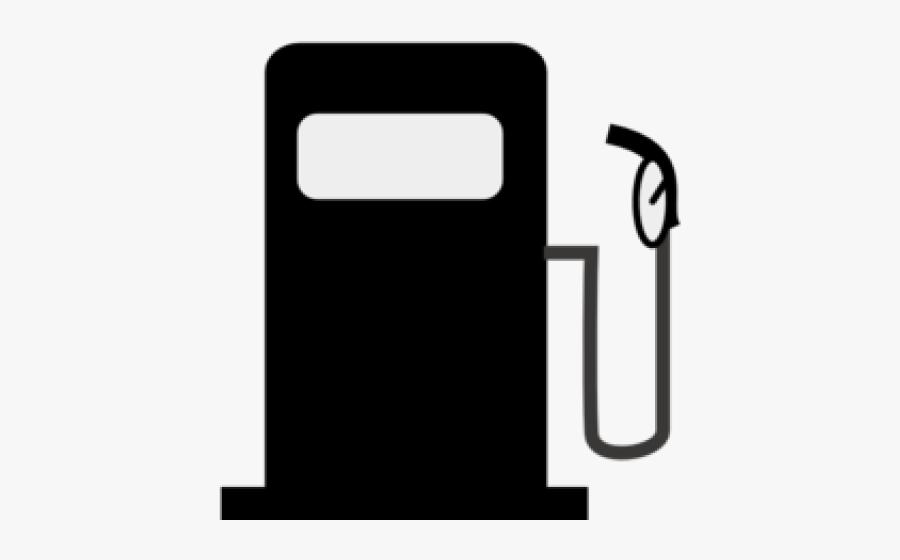 Gas Pump Clipart - Gas Station Pump Icon, Transparent Clipart