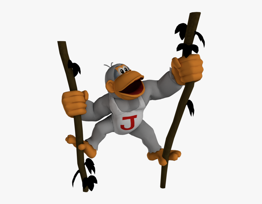 Download Zip Archive - Donkey Kong Jr Png, Transparent Clipart