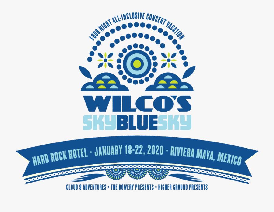 Wilco Sky Blue Sky Festival, Transparent Clipart