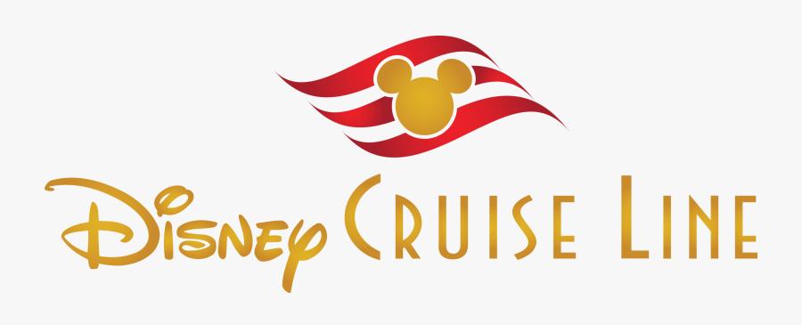 Disney Cruise Logo Gold, Transparent Clipart