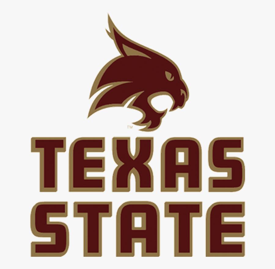 Texas State Bobcats, Transparent Clipart