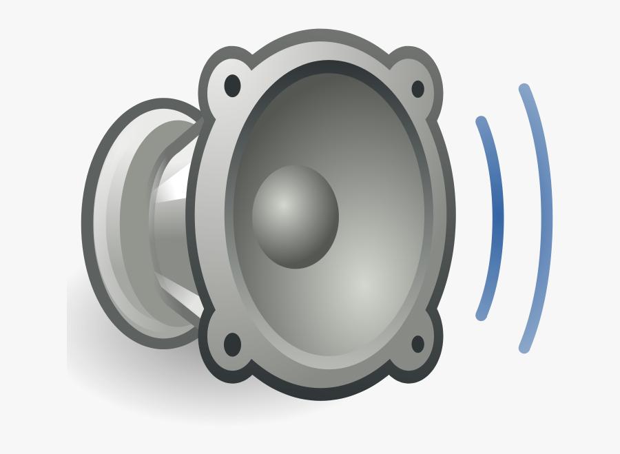 Tango Volume Medium - Audio Volume, Transparent Clipart