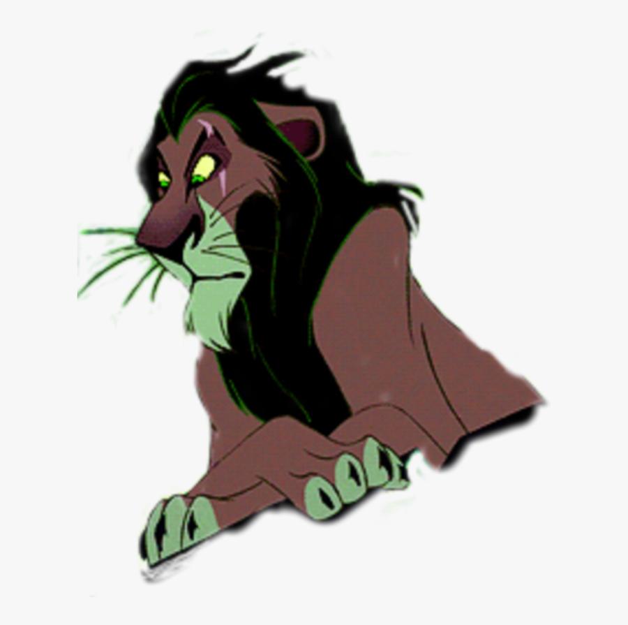 Transparent Scar Lion King Png - Png Scar Lion King, Transparent Clipart
