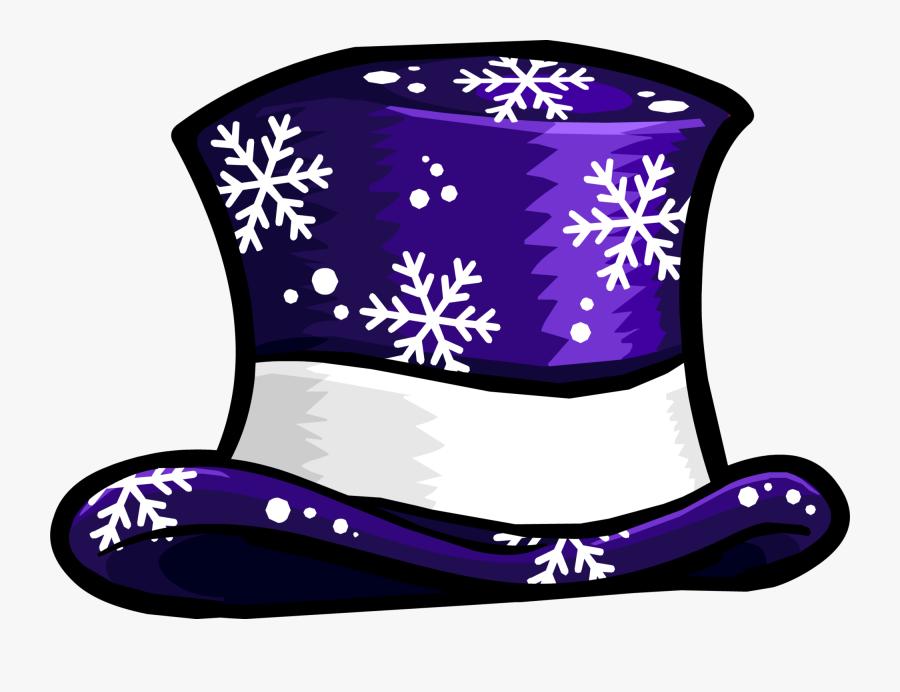 Club Penguin Wiki - Club Penguin Magician Hat, Transparent Clipart