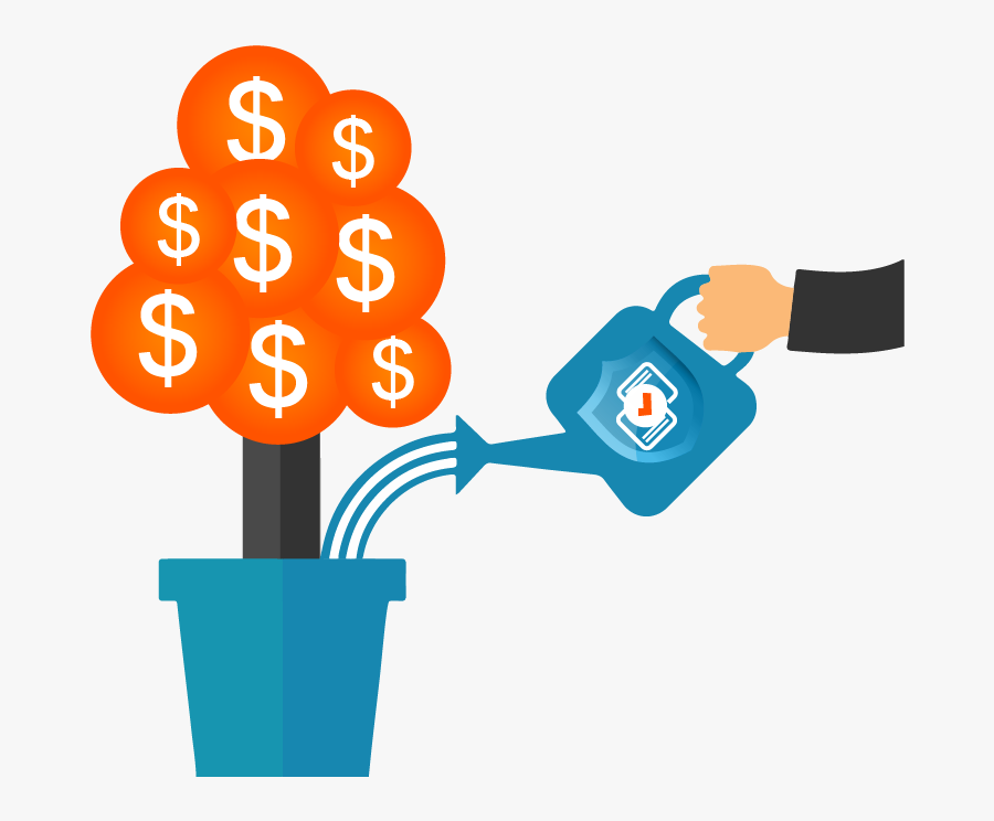 Truth In Advertising - Money Tree Icon Png, Transparent Clipart