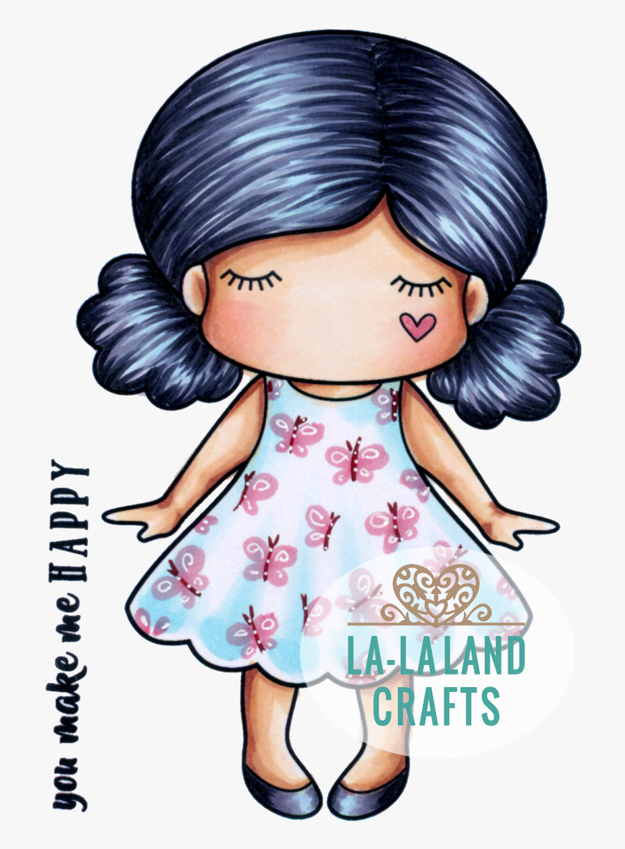 Paper Doll Marci - Doll, Transparent Clipart