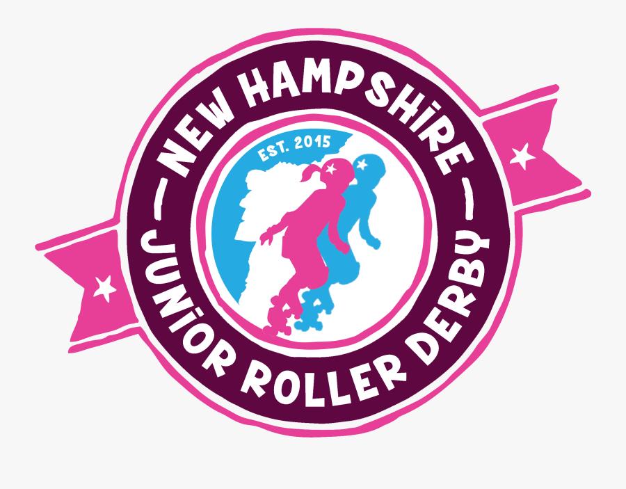 Clip Art Buffalo Roller Derby - Nh Junior Roller Derby, Transparent Clipart