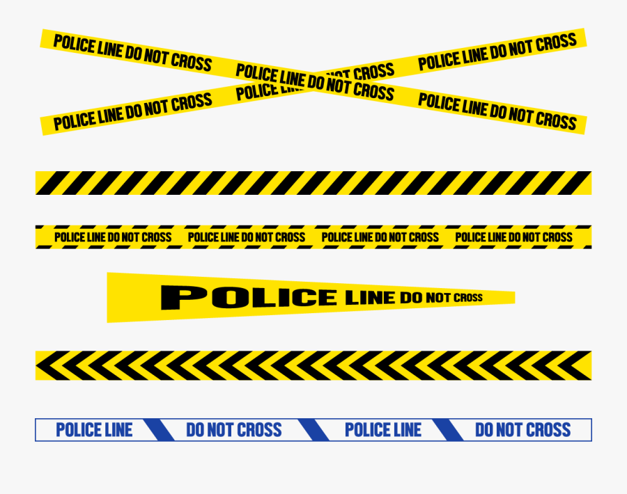 Police Line Download Police Angle Area Png Image - Vector Police Line Png, Transparent Clipart