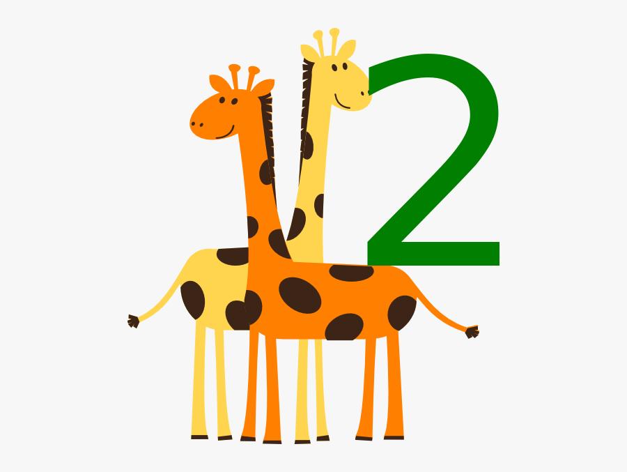 Giraffe Safari Animal Clipart, Transparent Clipart