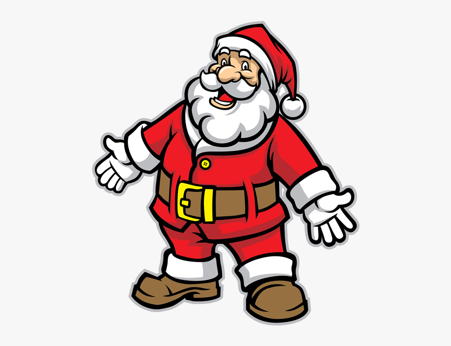 Santa Claus Merry Christmas Drawing, Transparent Clipart