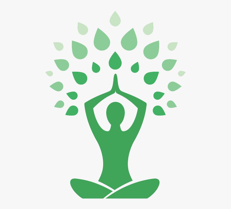 Yoga Green Png, Transparent Clipart