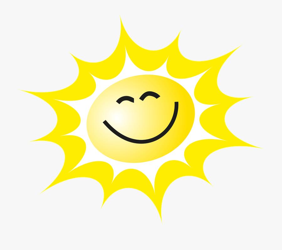 Smiling Sunshine Clipart 23, Buy Clip Art - Słońce Uśmiech , Free Transparent Clipart - ClipartKey