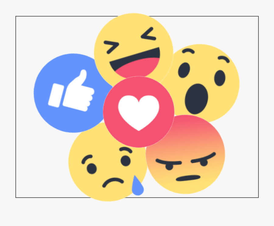 Like Reaction Icon Facebook, Transparent Clipart