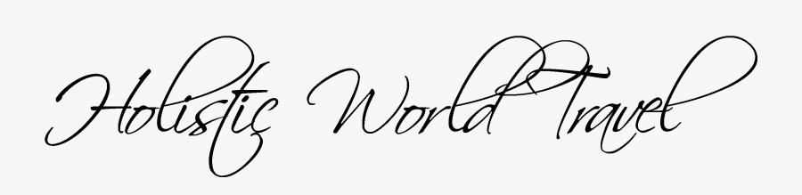 Holistic World Travel - Happy Birthday I Love You, Transparent Clipart
