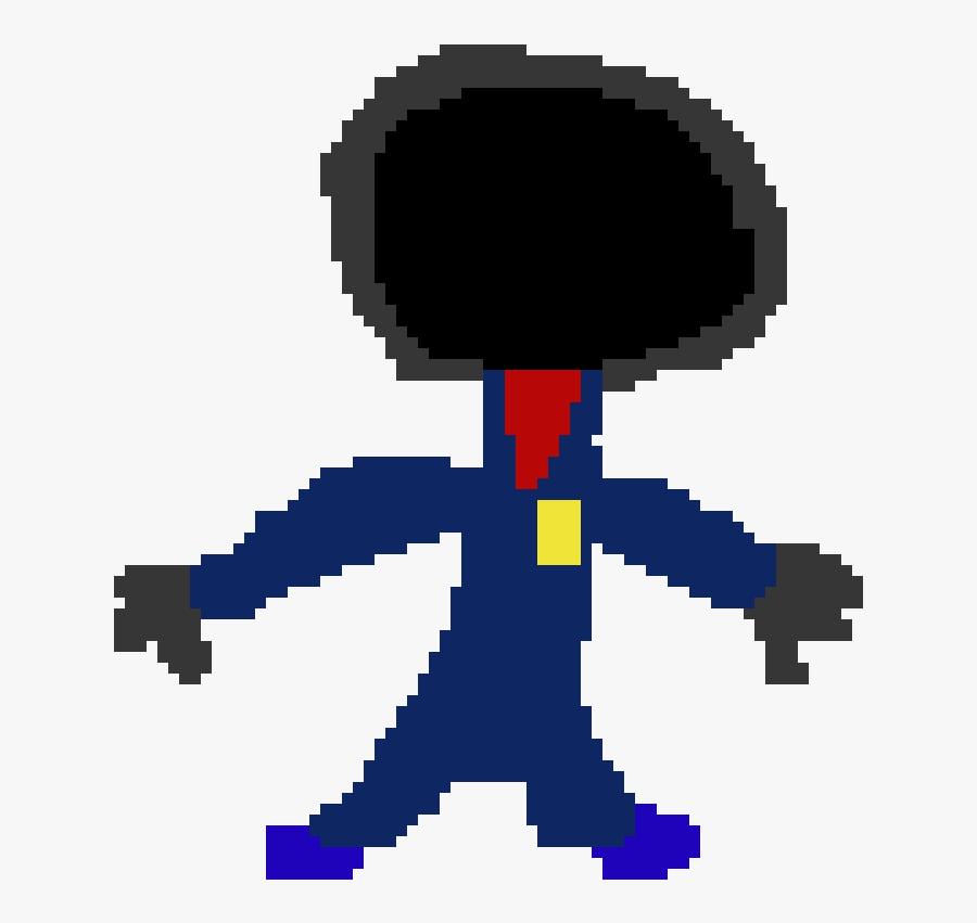 Balck Hole Pixel Art, Transparent Clipart