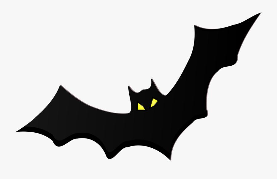 Bat Clip Art, Transparent Clipart