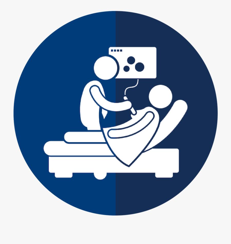 Clipart: ultrasound technician | Ultrasound Technician — Stock Photo ©  lenmdp #7477676