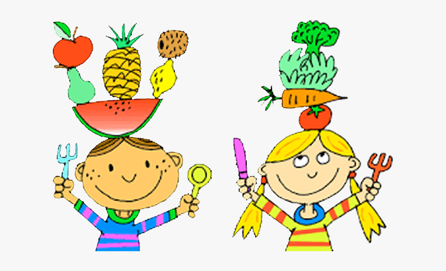 Goodfood - Eating Healthy Foods Clipart, Transparent Clipart