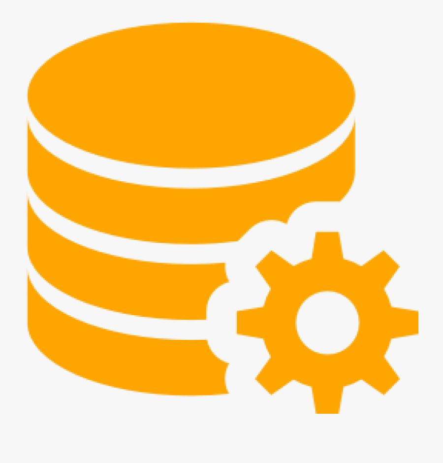 Data Configuration - Test Data Management Icon, Transparent Clipart