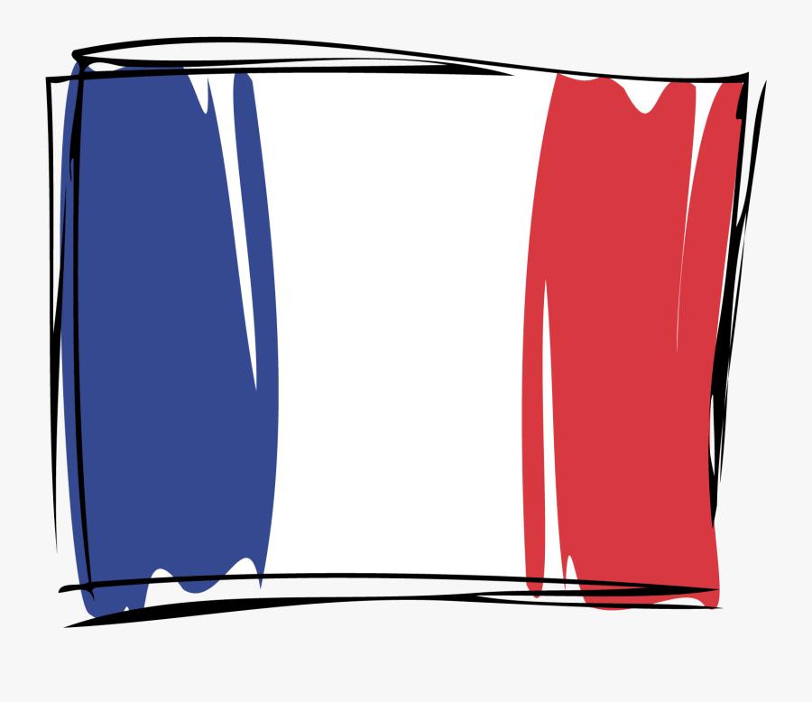 Belarus Flag Clipart Fruit - French Flag Clipart, Transparent Clipart