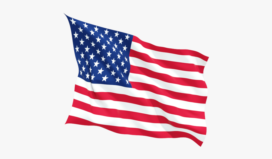 American Flag, Transparent Clipart