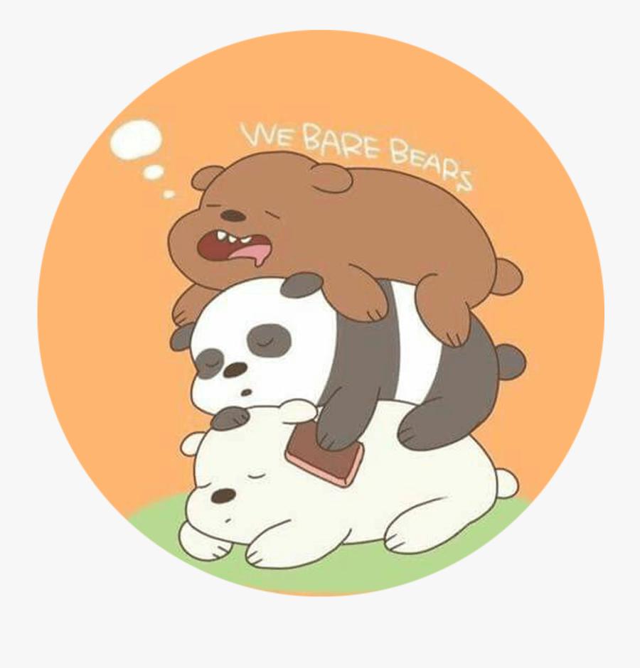 Kartun We Bare Bears, Transparent Clipart