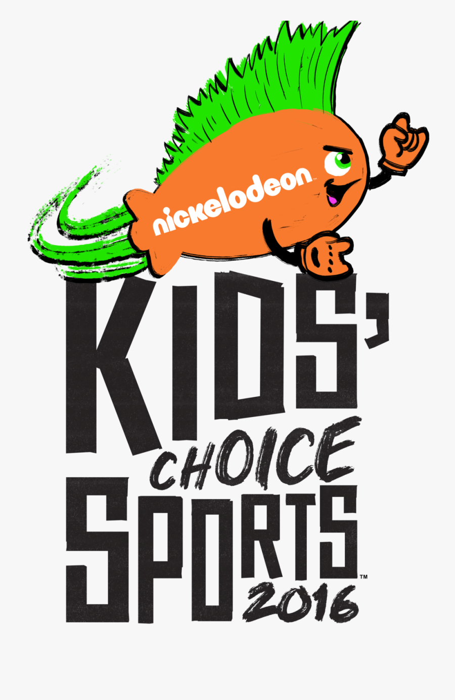 """Nickelodeon""""s Kids Choice Sports - Nickelodeon's Kids Choice Sports, Transparent Clipart"""