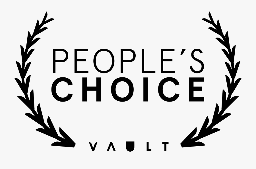 Peoples Choice Award - Portable Network Graphics, Transparent Clipart