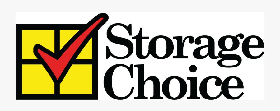Storage Choice, Transparent Clipart
