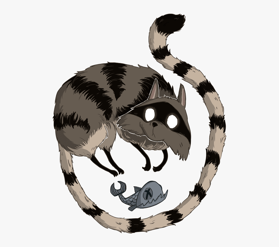 """Based On Catcoon From """"don""""t Starve Together - Catcoon, Transparent Clipart"""