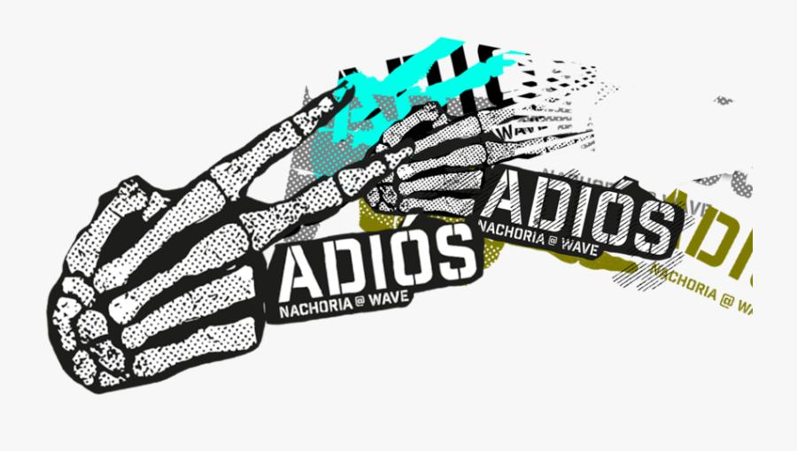 Adios-header - Graphic Design, Transparent Clipart