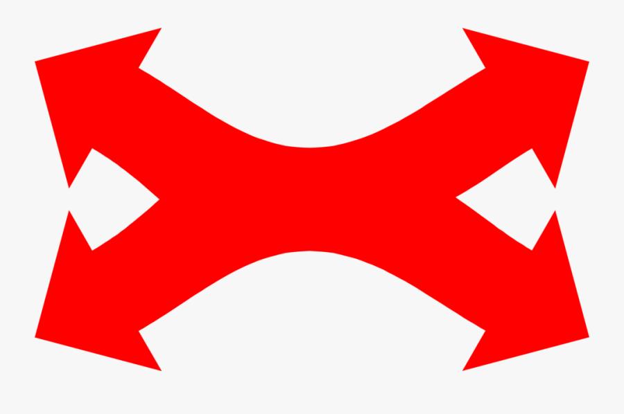 Free Stock Photos - Multi Directional Arrows, Transparent Clipart
